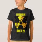 Chernobyl memorial anti nuclear T-Shirt