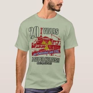 CHERNOBYL NO HEROES T-Shirt