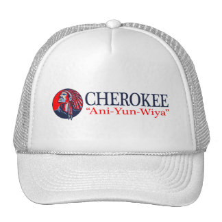 Cherokee (Aniyunwiya) Cap