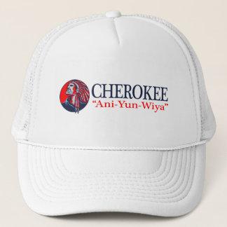 Cherokee (Aniyunwiya) Trucker Hat