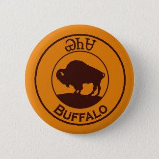 Cherokee Buffalo - Yanasa Button