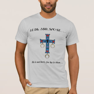 Cherokee Easter Cross T-Shirt