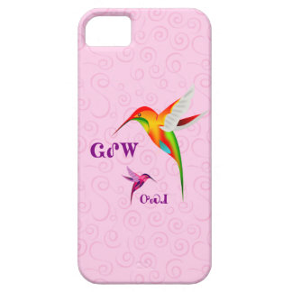 Cherokee Hummingbird Case For The iPhone 5