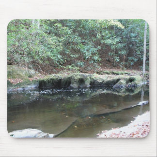 Cherokee Nat. Forest TN Bald River Monroe County Mouse Pads