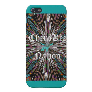Cherokee Nation iPhone 5 Case