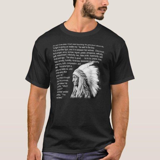 Cherokee Parable T-Shirt