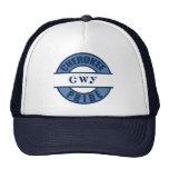Cherokee Pride - Navy Trucker Hat