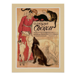 Cheron Clinique Poster
