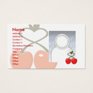 Cherries - Business Business Card