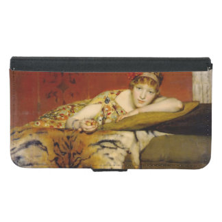 Cherries by Lawrence Alma-Tadema Samsung Galaxy S5 Wallet Case