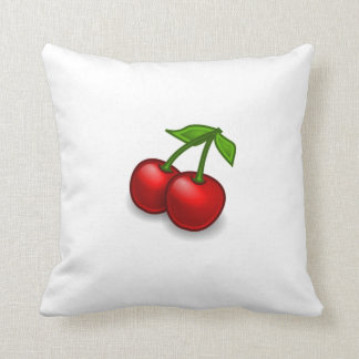 Cherries Cushion