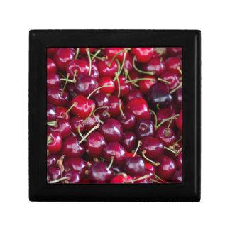 cherries gift box
