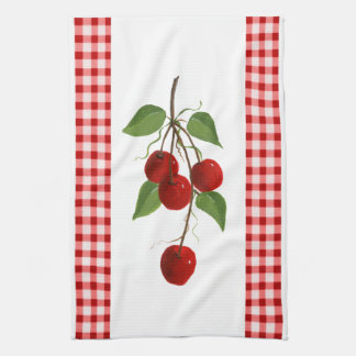 Cherries Kitchen Towel