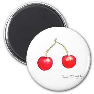 Cherries! Magnet