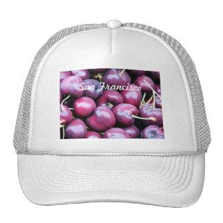 Cherries Mesh Hats