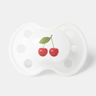 CHERRIES ON STEM PACIFIER