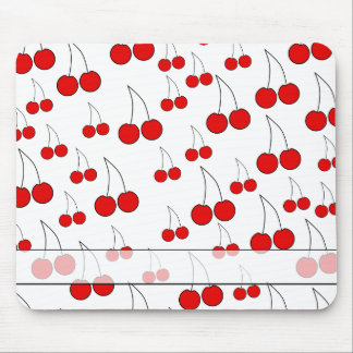 Cherries Pattern. Mouse Pad