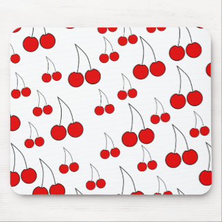 Cherries Pattern. Mousepad