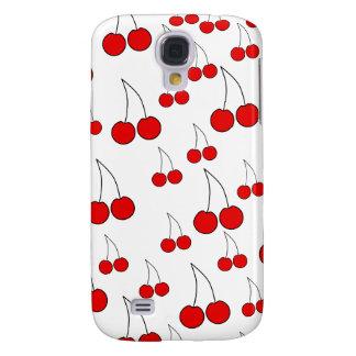 Cherries Pern. Galaxy S4 Case