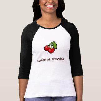 cherries, sweet as cherries T-Shirt