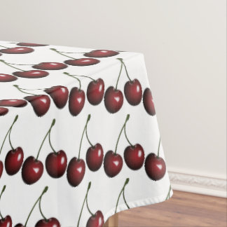 Cherries Tablecloth