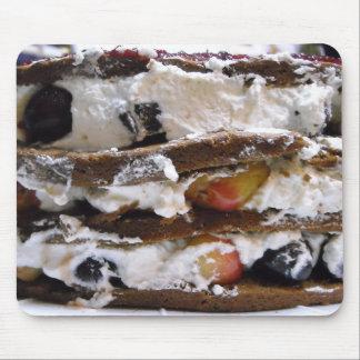 Cherries, Whipped Cream & Cake Mousepad