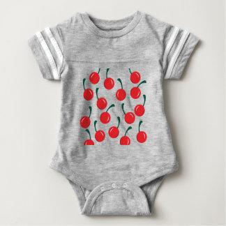 Cherry Baby Bodysuit