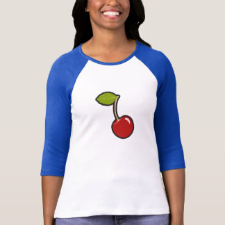 Cherry Baseball Shirt