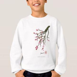 cherry blossom 12 Tony Fernandes Sweatshirt