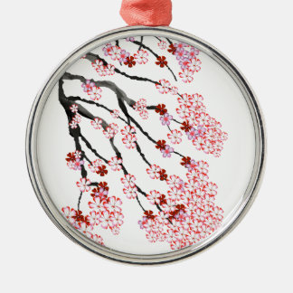 Cherry Blossom 18 Tony Fernandes Christmas Ornament