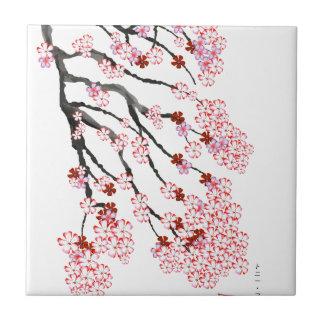 Cherry Blossom 18 Tony Fernandes Tile