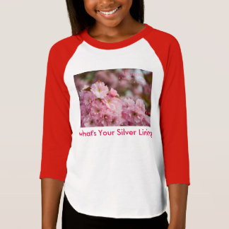 Cherry Blossom (All American Girl - WYSL style) T-Shirt