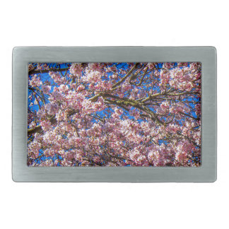 Cherry Blossom Belt Buckle