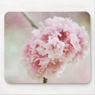 Cherry Blossom Botanical Mouse Mat
