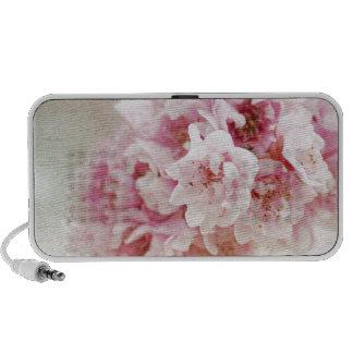 Cherry Blossom Botanical Travelling Speaker