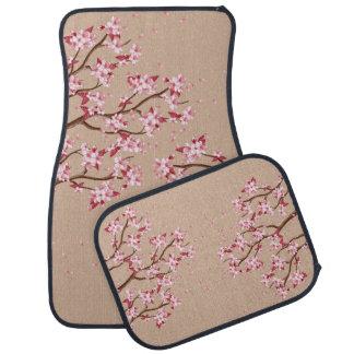 Cherry Blossom Branches Custom Car Floor Mats Car Mat