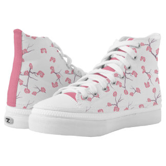 Cherry Blossom Branches Shoes