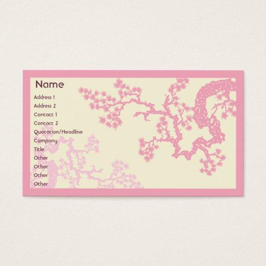 Cherry Blossom - Business
