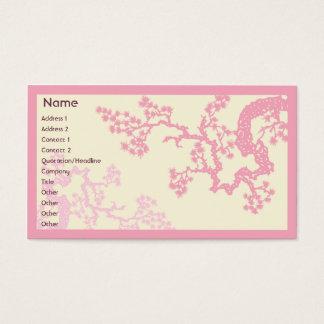 Cherry Blossom - Business Business Card
