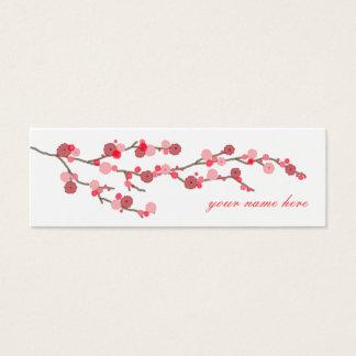 Cherry Blossom Calling Cards