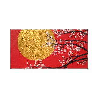 Cherry Blossom Canvas