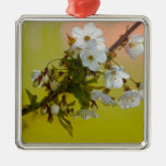 Cherry Blossom Christmas Tree Ornament
