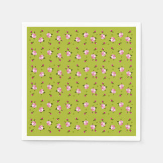 Cherry Blossom Disposable Napkins