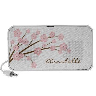 Cherry Blossom Doodle Speaker