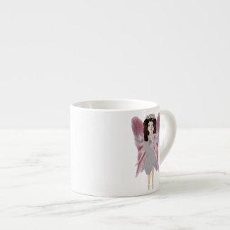 Cherry Blossom Fairy Espresso Mug