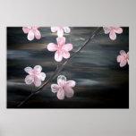 Cherry Blossom Fine Art Poster Print