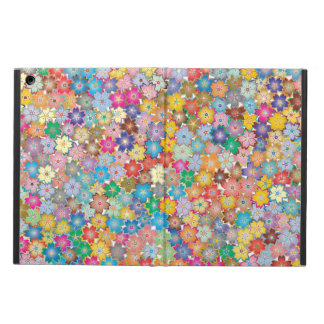 Cherry Blossom Floral Abstract Art iPad Air Case
