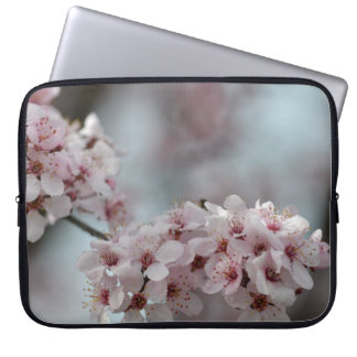 Cherry Blossom Floral Laptop Sleeve