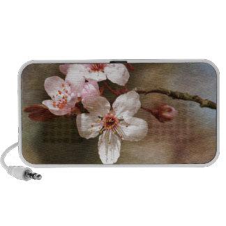 Cherry Blossom Floral Laptop Speaker