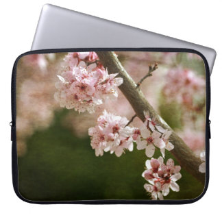 Cherry Blossom Flowers Computer Sleeve